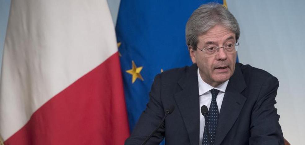 El Gobierno italiano aportará hasta 17.000 millones para salvar dos bancos