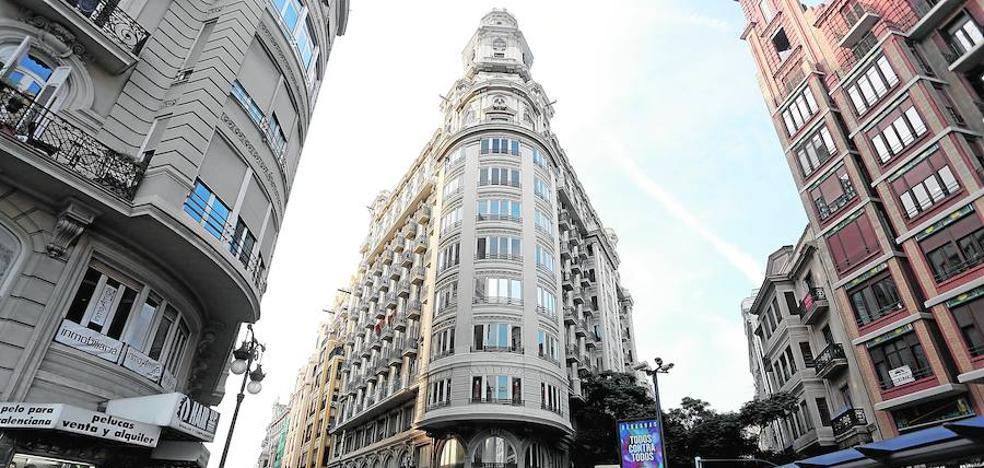 Auge hotelero en Valencia
