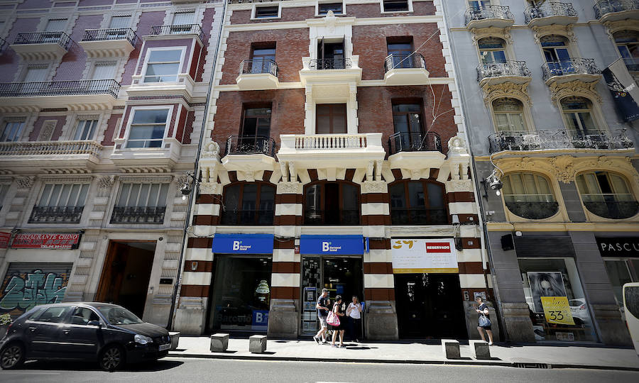 Fotos de los hoteles de Valencia