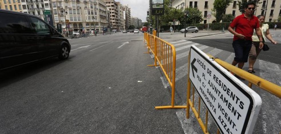 El tráfico aumenta un 17% en el anillo ciclista de Valencia desde su apertura en marzo