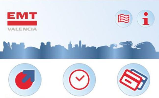 Descarga la App de la EMT de Valencia