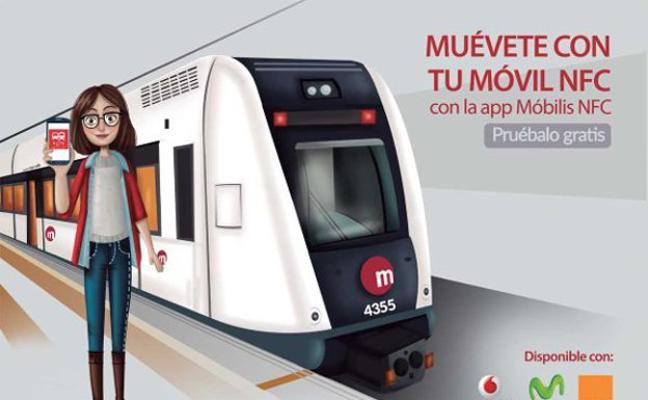 Descarga la App de Metrovalencia