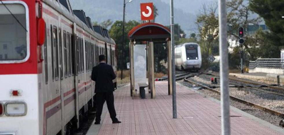 Viaja desde Valencia con trenes regionales de media distancia