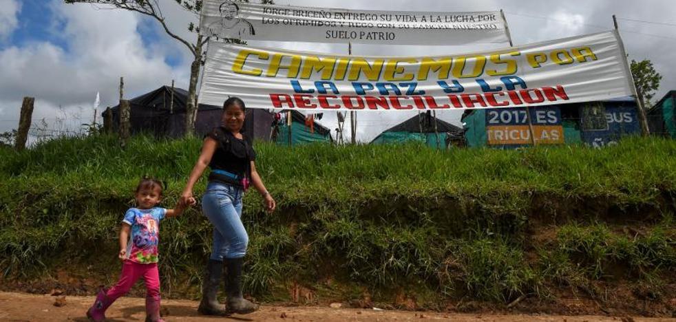 La ONU ya tiene en su poder las 7.132 armas de las FARC