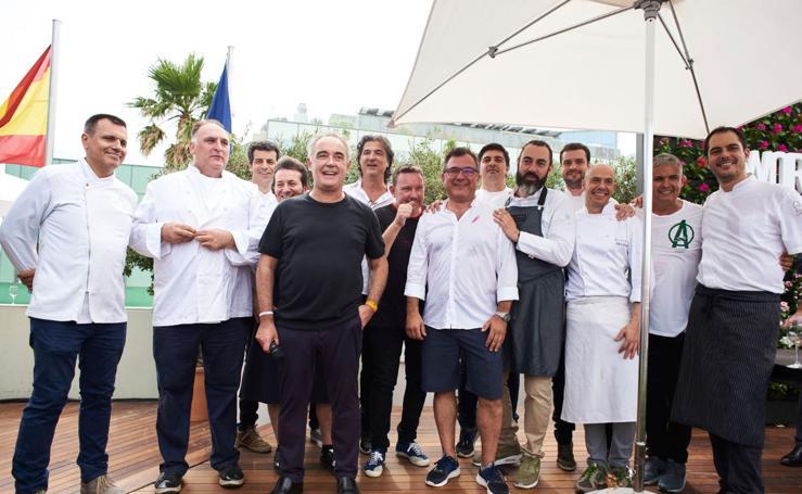 El olimpo de la gastronomía