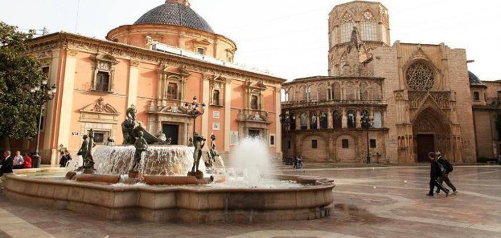 Cómo ir a la Catedral de Valencia en Valencia