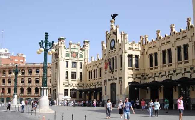 Cómo ir a la Estació Del Nord de Valencia