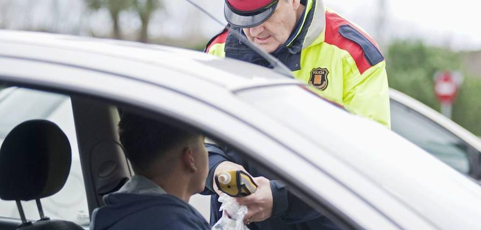 Detenido un conductor ebrio cuando iba un juicio para ser juzgado por conducir bebido