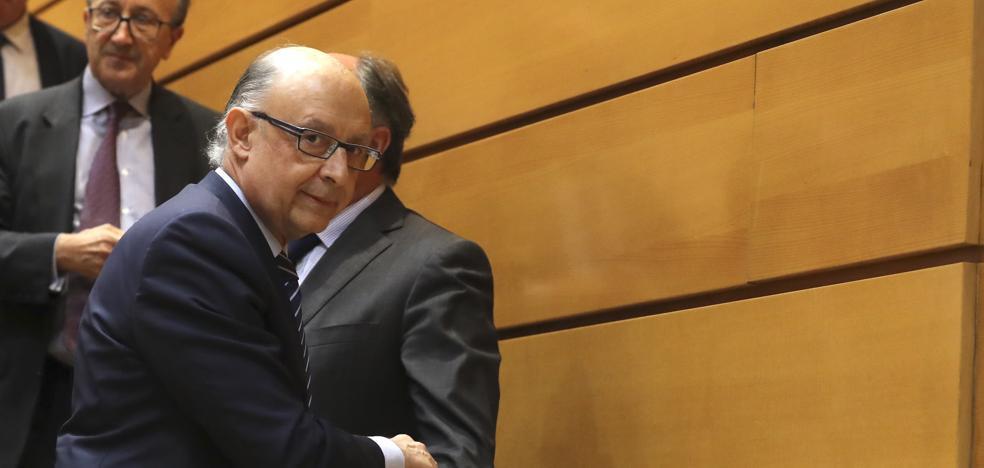 Ciudadanos asegura que el Gobierno rechaza rebajar el IRPF en 2018