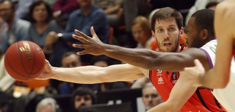 Van Rossom se despide de Valencia Basket