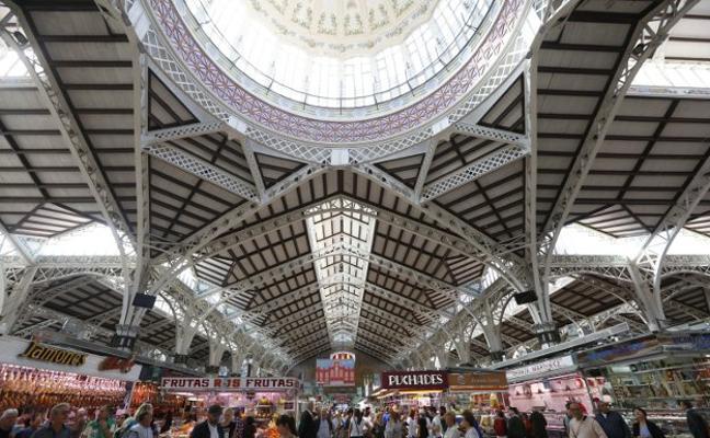 Cómo ir al Mercado Central de Valencia