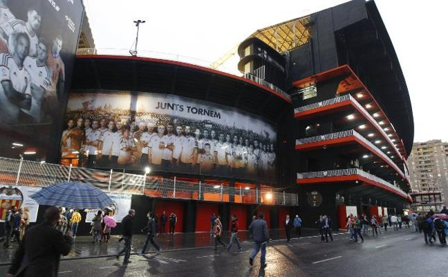 Cómo ir a Mestalla Valencia CF