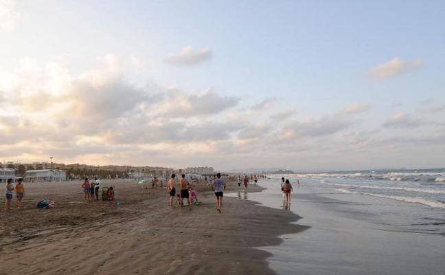 Cómo ir a la playa de la Malvarrosa de Valencia