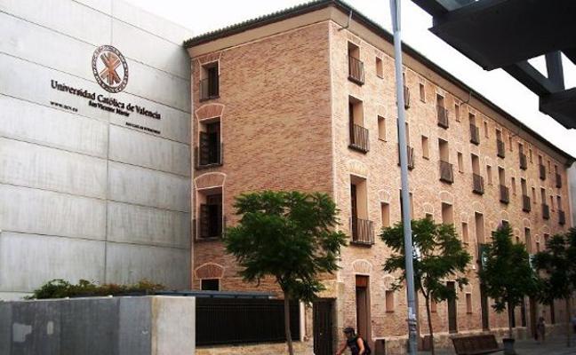 Cómo ir a la Universidad Católica de Valencia