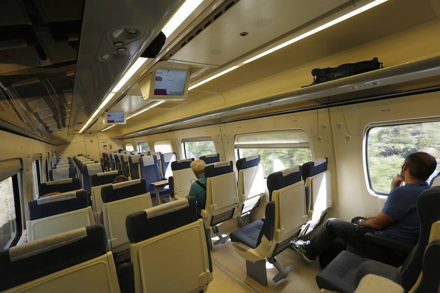 Fotos de la ruta de Valencia a Zaragoza en tren