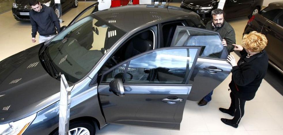 Las ventas de coches en la Comunitat Valenciana crecen un 7,1% en el primer semestre