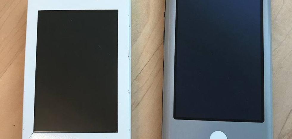 Así eran los prototipos del primer iPhone