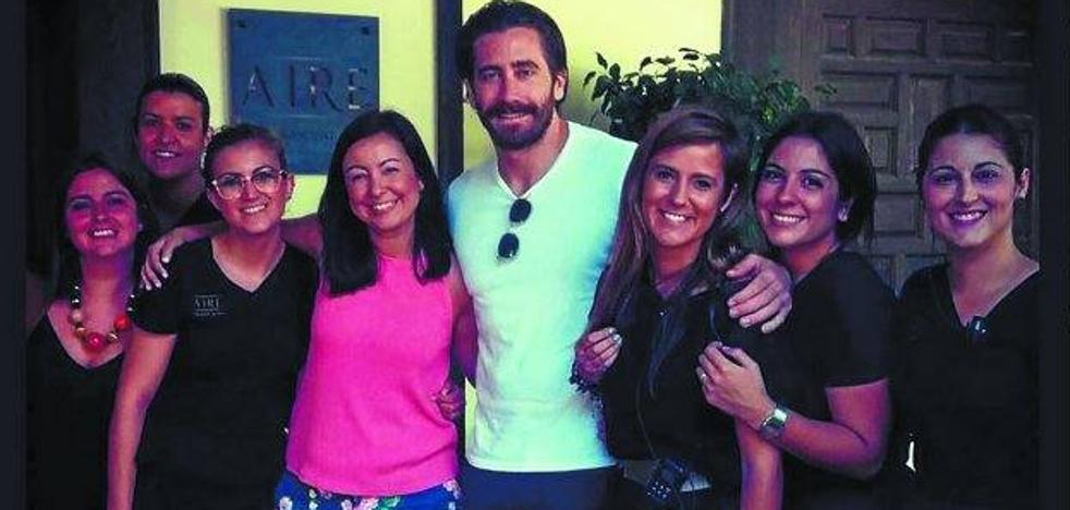 Jake Gyllenhaal navega por Gipuzkoa