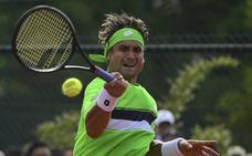 David Ferrer pasa a tercera ronda tras la retirada de Steve Darcis