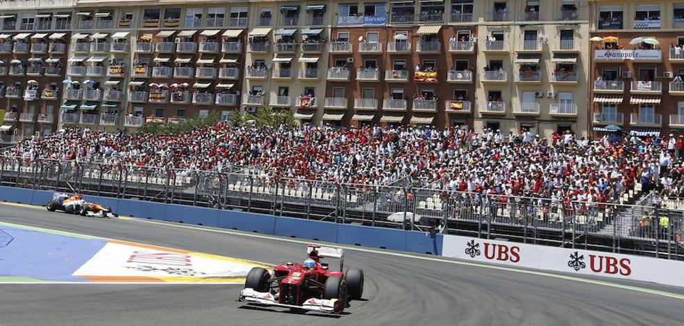 Prorrogan 18 meses más la investigación por la Fórmula Uno en Valencia