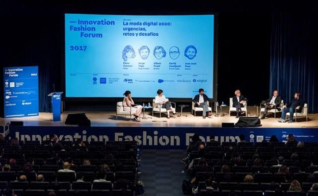 Éxito de la primera edición del Innovation Fashion Forum