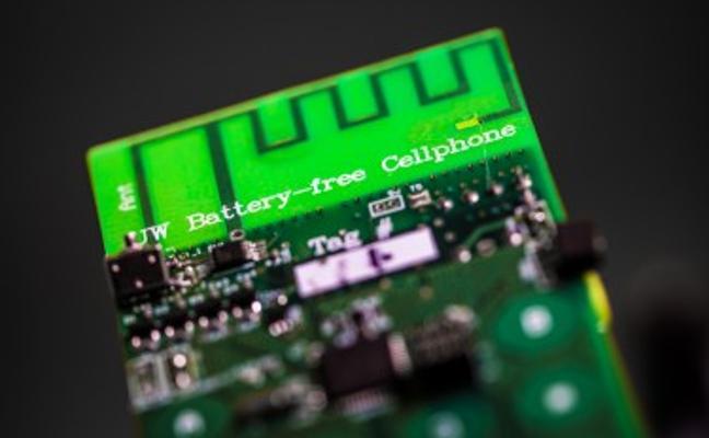 Así es el primer móvil que funciona sin batería