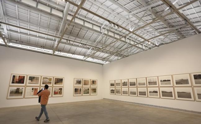 Un centro de arte que habla al mundo