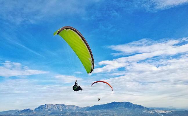 Fallece un castellonense cuando practicaba parapente en Badajoz