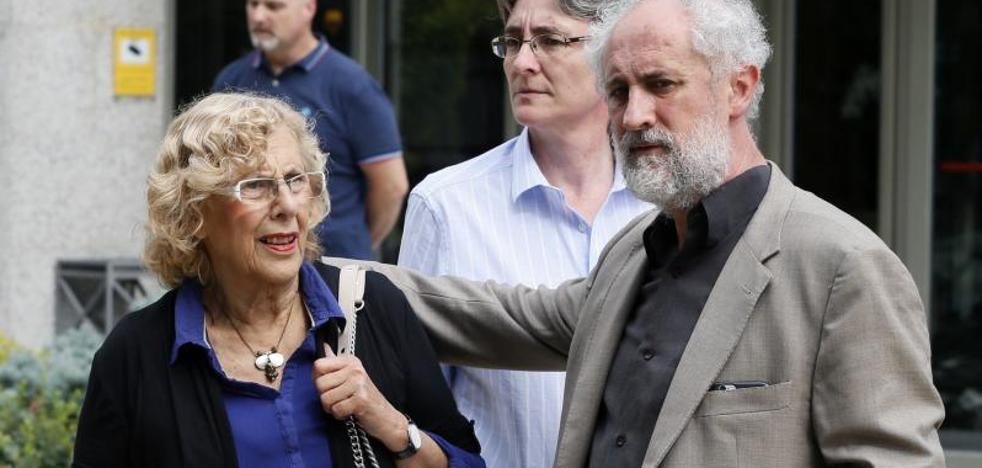 Carmena rechaza poner una pancarta en memoria de Miguel Ángel Blanco