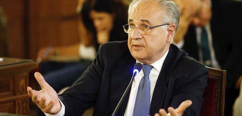 La Generalitat pide 170 años de cárcel para Rafael Blasco y el resto de procesados del caso Cooperación