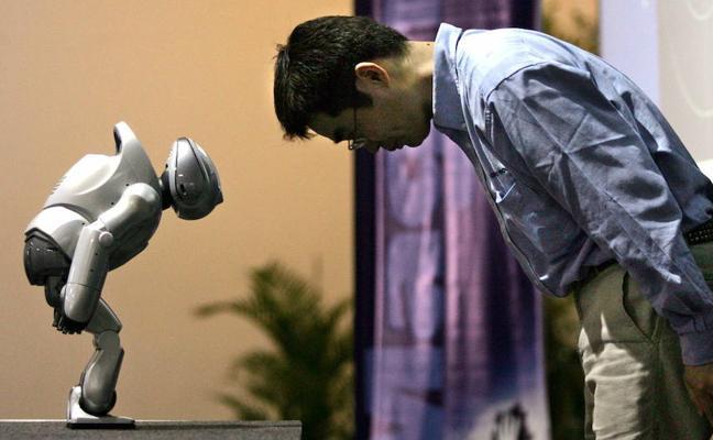 Crean un robot empático