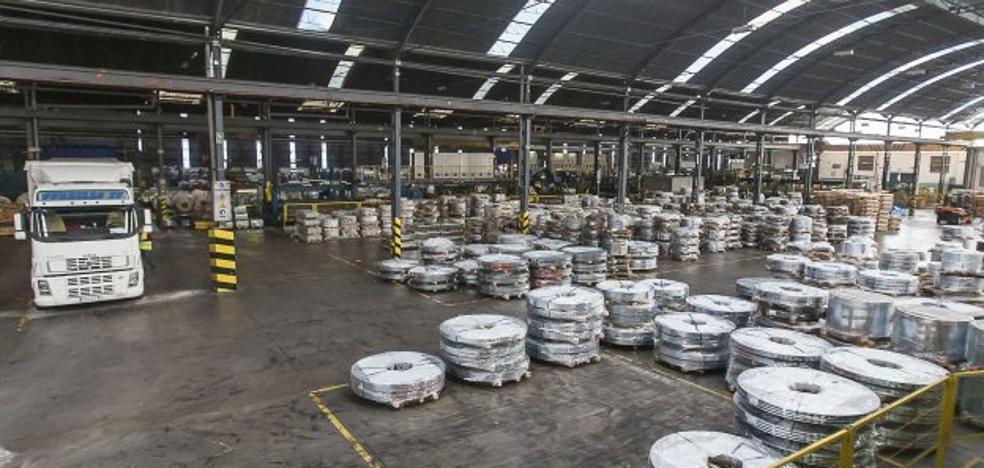 Ros Casares, en proceso de liquidación de inmuebles al año de vender sus fábricas