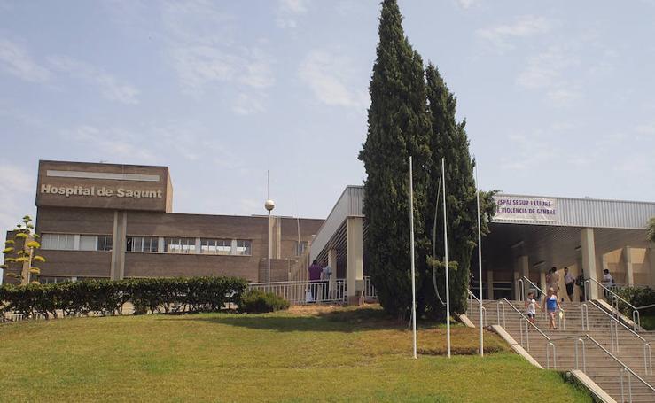Fotos del Hospital de Sagunto