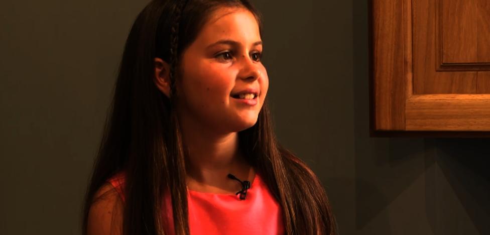 Entrevista a María Querol Ruiz, candidata infantil elegida en las preselecciones falleras 2017: «El más emocionado fue mi abuelo porque es súper fallero y le hizo mucha ilusión»