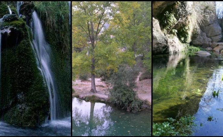 Fotos de espacios naturales en la Comunitat Valenciana
