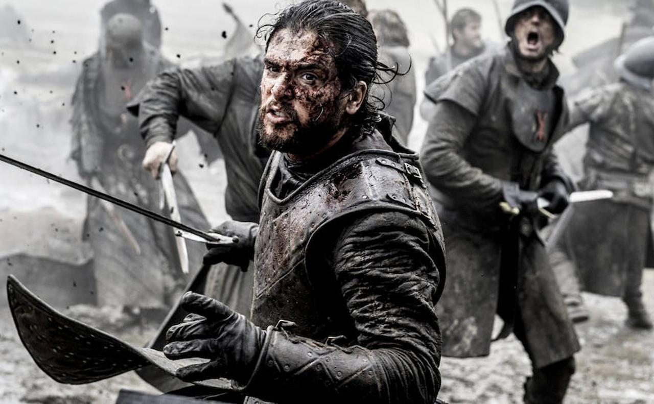 Con 'Juego de tronos' la televisión se hizo mayor