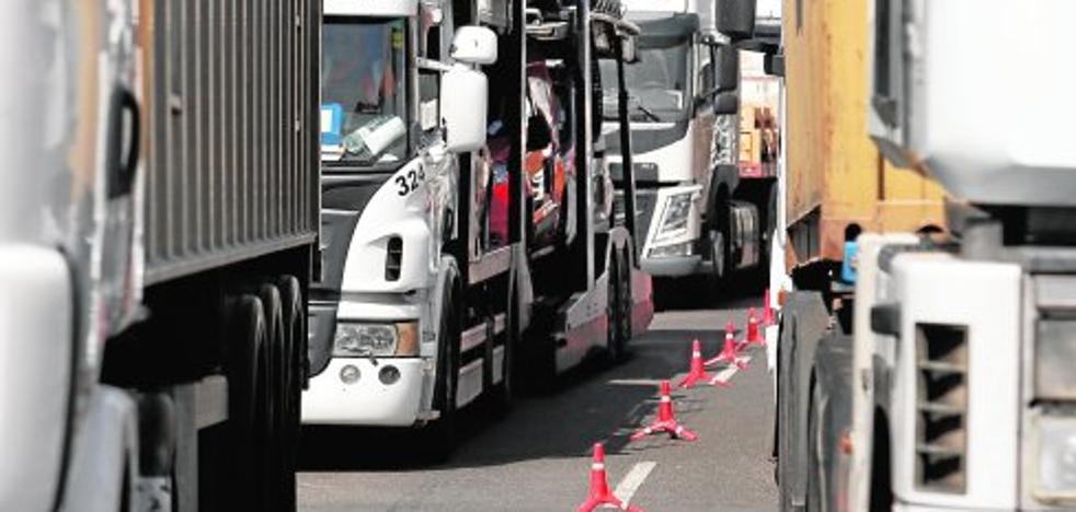 Cada transportista puede recuperar 18.000 euros por camión tras la sentencia europea