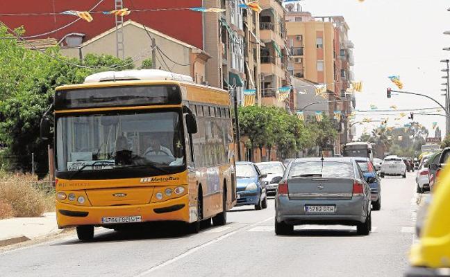 Líneas, horarios, recorrido y paradas de los autobuses metropolitanos Avsa, Valencia