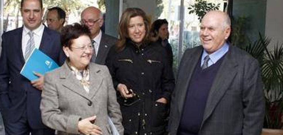 Carta en memoria de José Ferrando Orta, exconcejal del PP de El Verger y diputado provincial