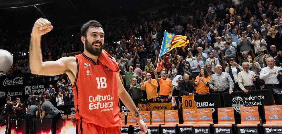 Pierre Oriola deja el Valencia Basket para fichar por el Barcelona
