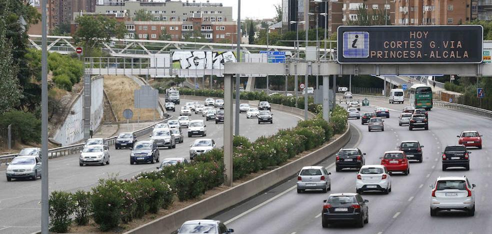 El aumento de la mortalidad en los accidentes se ceba con peatones, ciclistas y motoristas