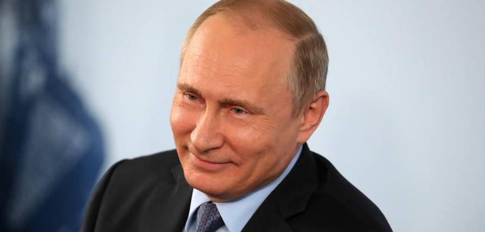 Putin limpia sus huellas
