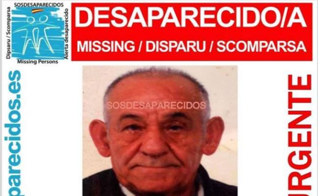 Encuentran en Valencia al anciano con alzhéimer desaparecido en Moncada
