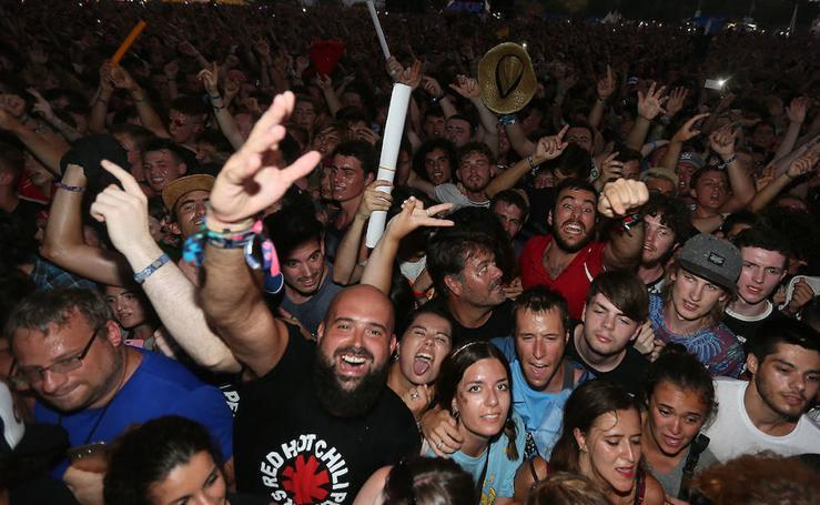 Fotos de los conciertos del FIB del sábado 15 de julio