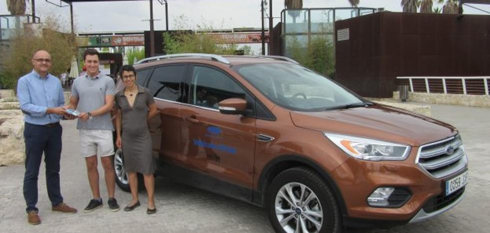 La red Ford, de promoción en Bioparc
