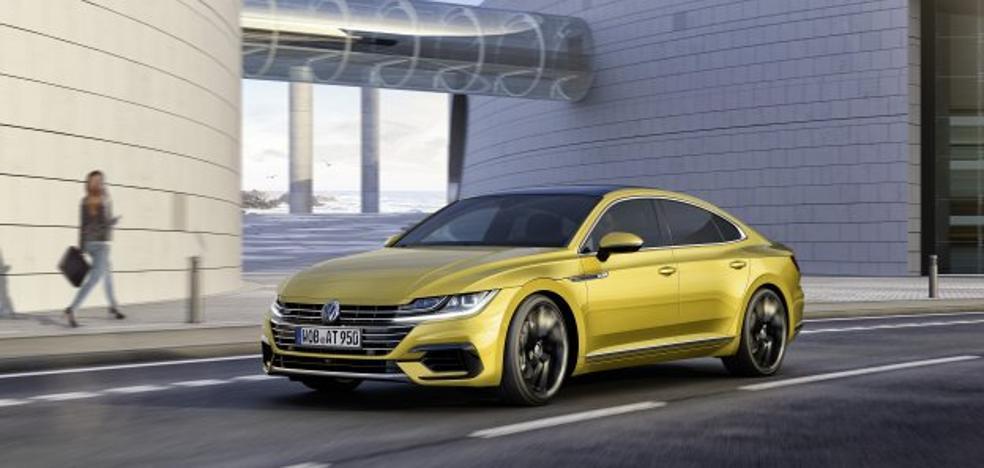 El Volkswagen Arteon llega a los concesionarios de Valencia