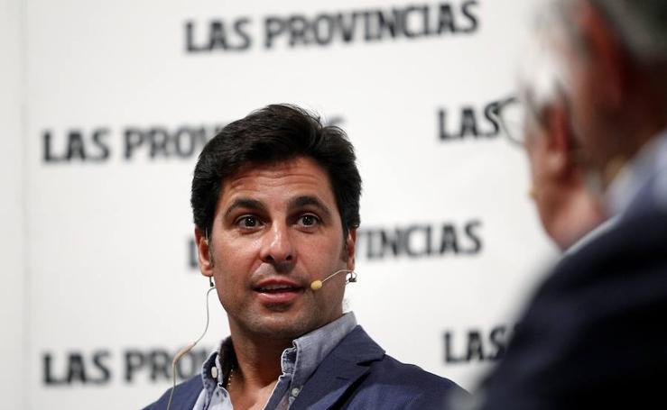 Fotos Aula LAS PROVINCIAS con Francisco Rivera Ordóñez