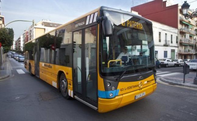 Líneas y horarios de los autobuses metropolitanos Fernanbús, Valencia