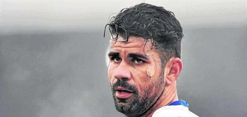 La última de Diego Costa