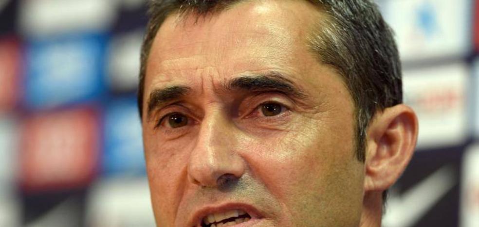 Valverde: «Los mejores fichajes son los que están aquí»